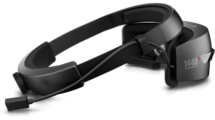 HP VR 2