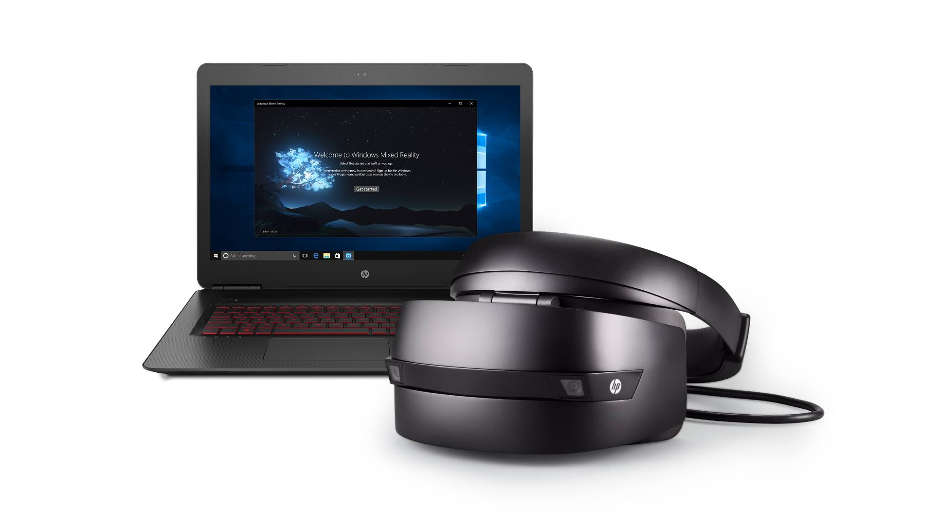 HP Windows Mixed Reality Developer Edition 1