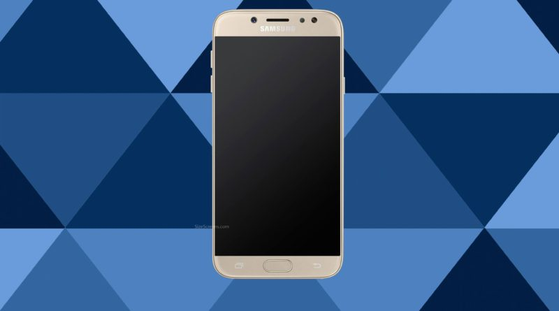 Samsung Galaxy J7 2017 Screen