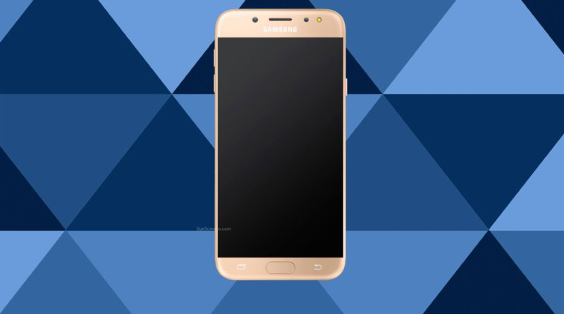 Samsung Galaxy J7 Pro Screen