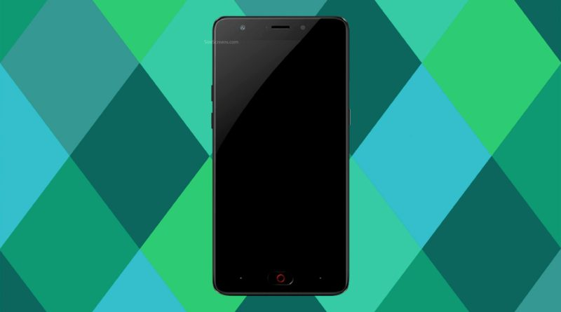 ZTE Nubia M2 Play Screen