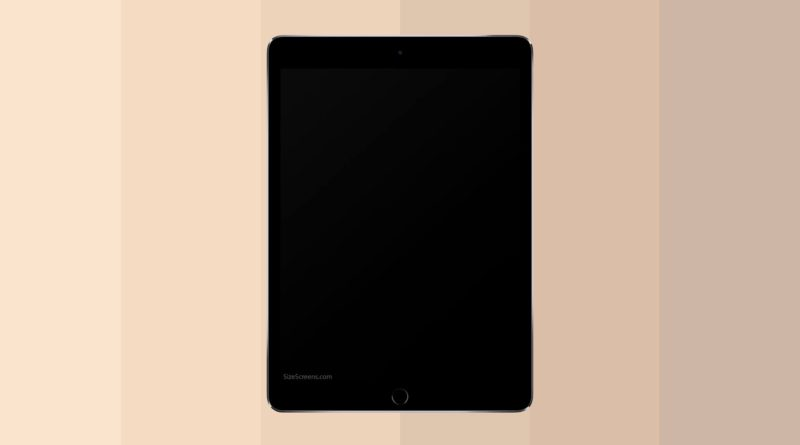 Apple iPad Pro 10.5 Screen