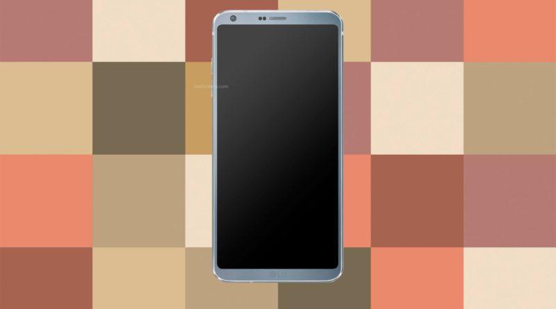 LG Q6 Screen
