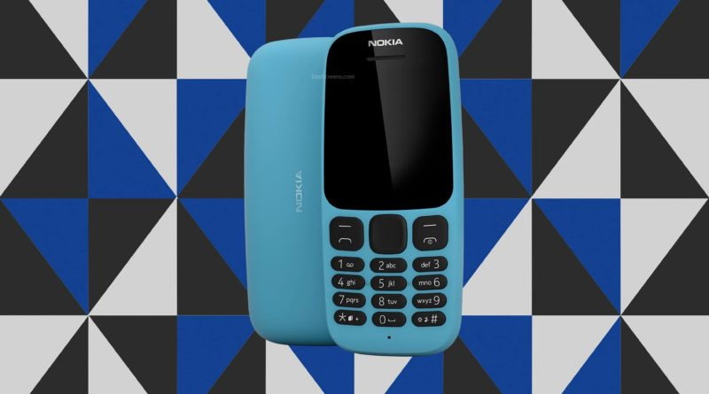 Nokia 105 Screen