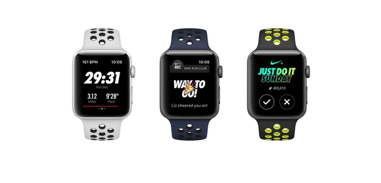 Apple Watch Nike+ Series 3 (1)