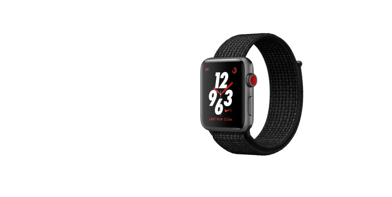 Apple Watch Nike+ Series 3 (3)