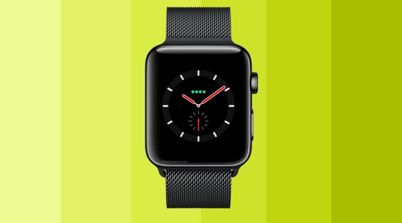Apple Watch Series 3 Screen