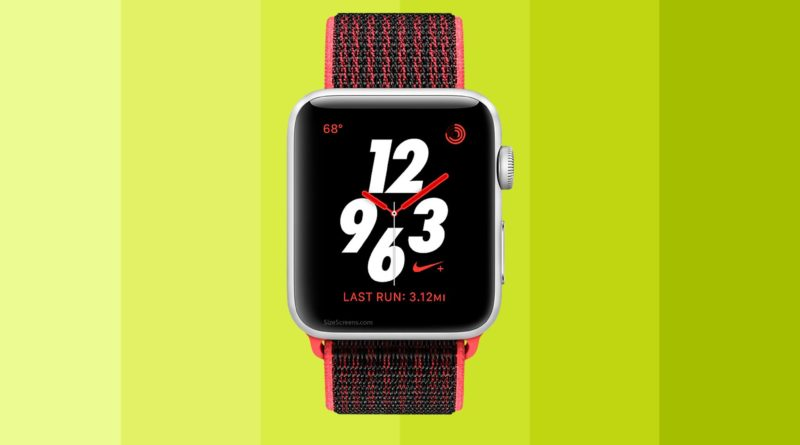 Apple Watch Watch Nike+ Series 3