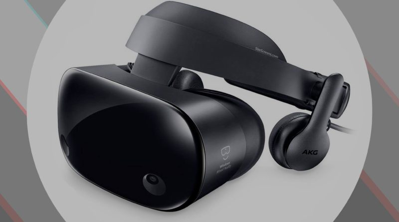 Samsung HMD Odyssey Windows Mixed Reality