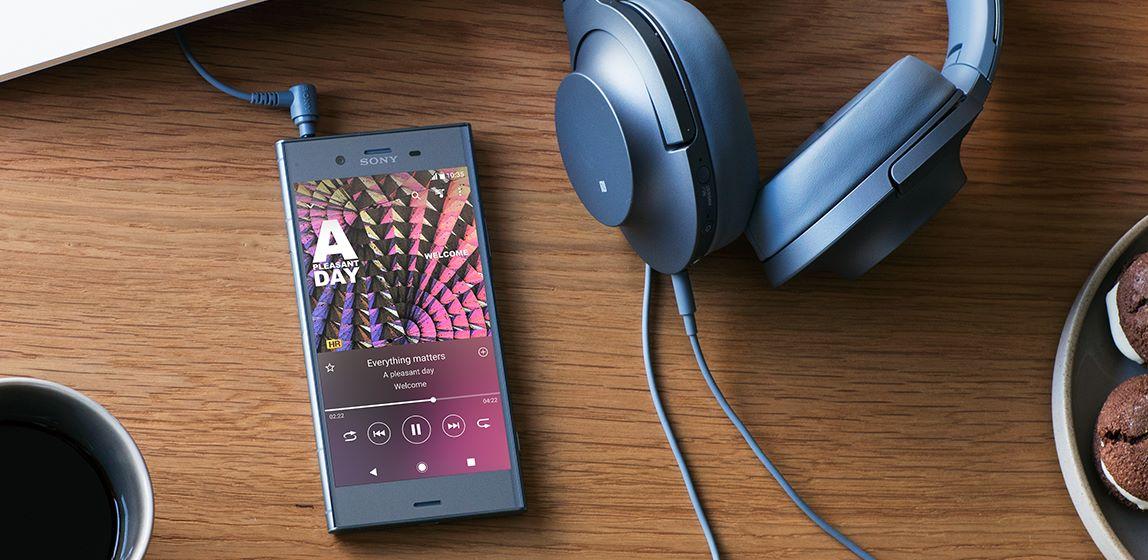 Sony Xperia XZ1 (9)