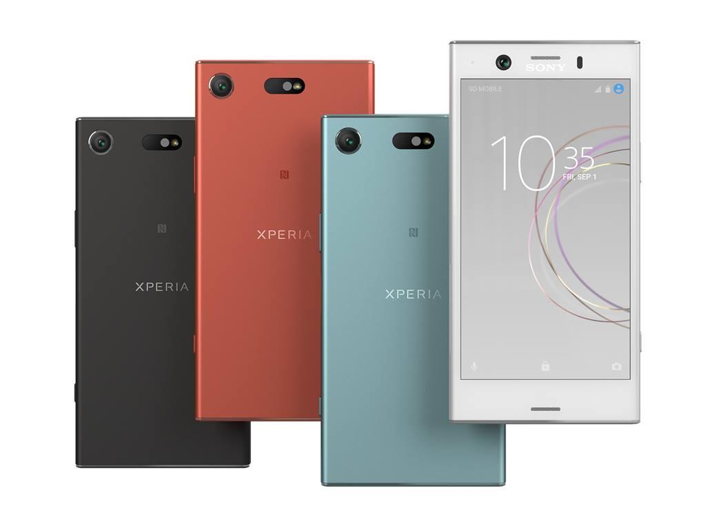 Sony Xperia XZ1 Compact (1)