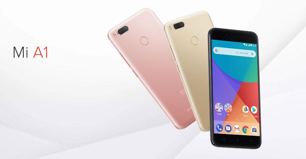 Xiaomi Mi A1 1