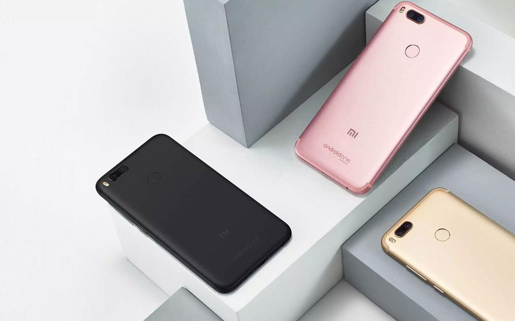 Xiaomi Mi A1 2