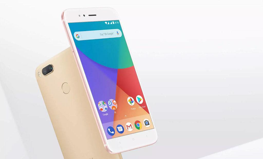 Xiaomi Mi A1 3