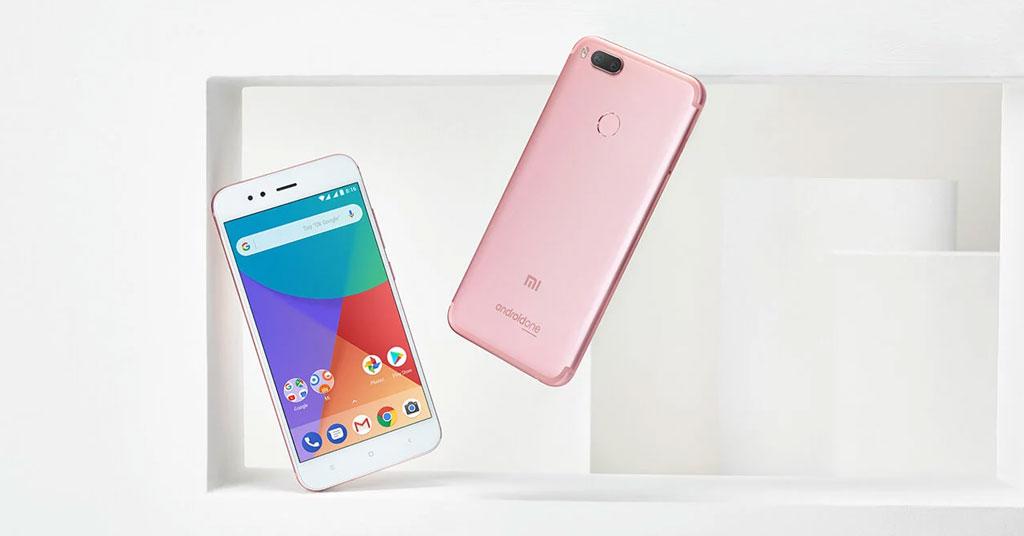 Xiaomi Mi A1 4