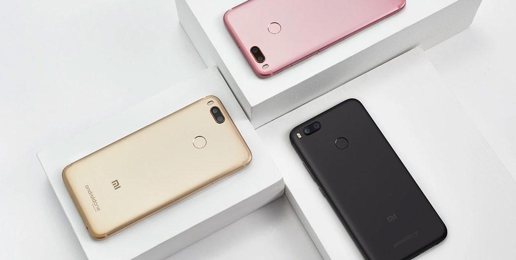 Xiaomi Mi A1 5