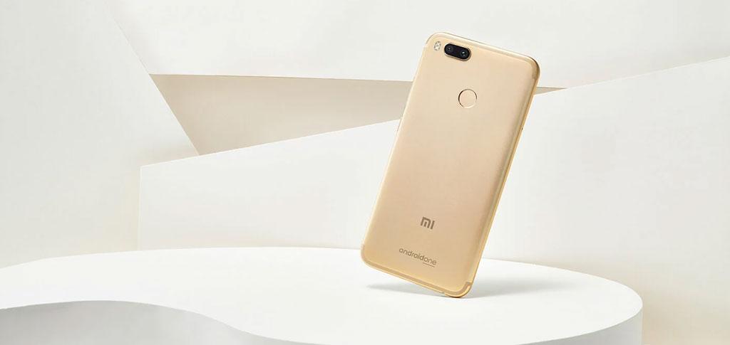 Xiaomi Mi A1 7