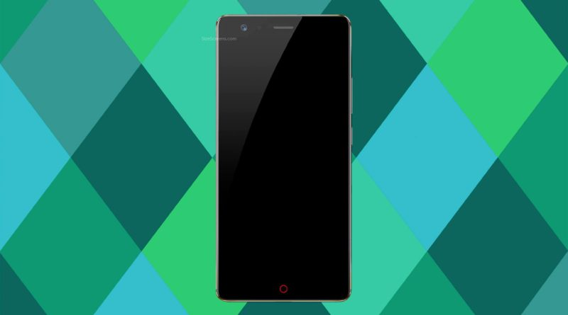 ZTE Nubia Z17 lite Screen