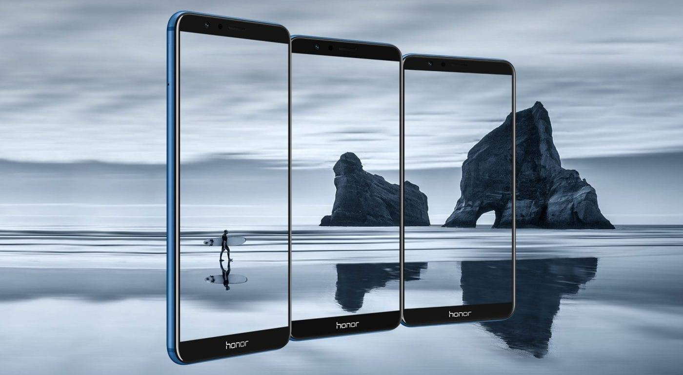 Huawei Honor 7X Specifications