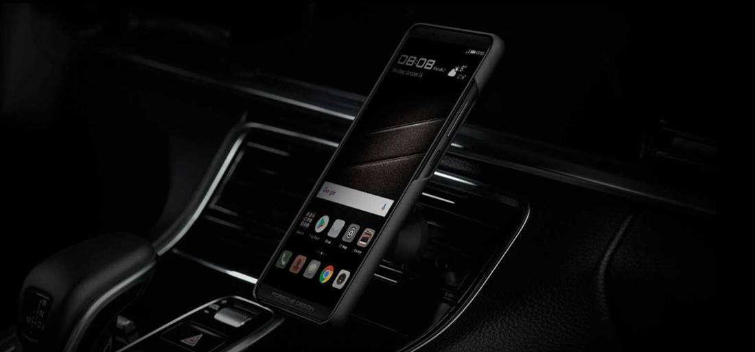 Huawei Mate 10 Porsche Design (1)