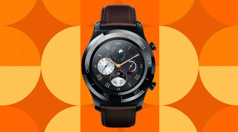 Huawei Watch 2 Pro Screen