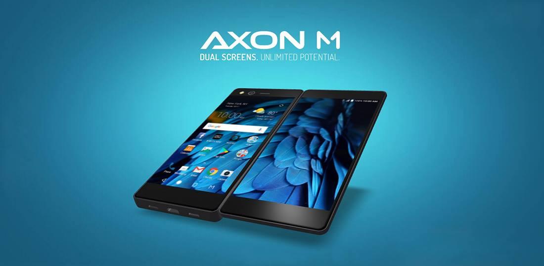 ZTE Axon M (1)