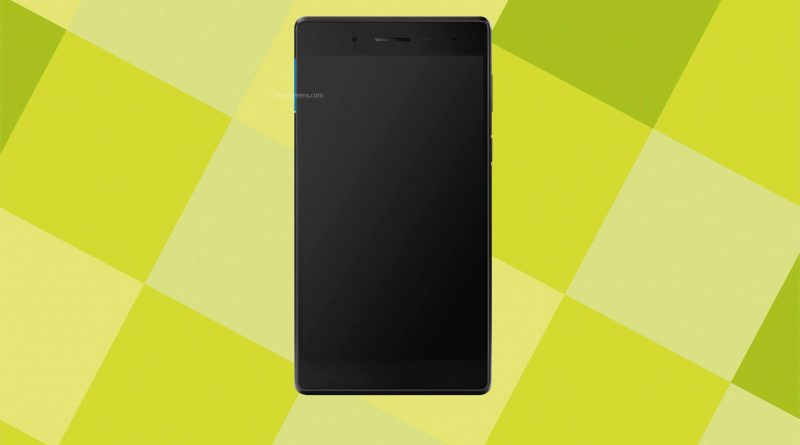 Lenovo Tab 7 Essential Screen