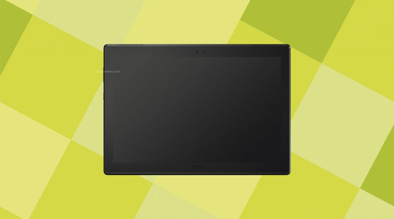 Lenovo Moto Tab Screen
