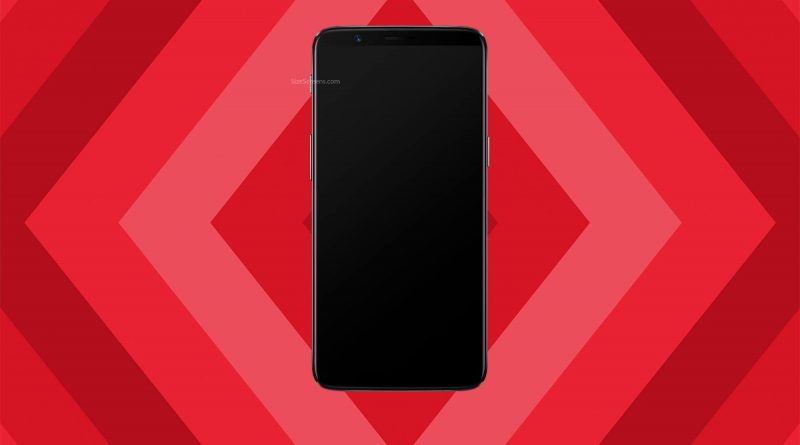 OnePlus 5T Screen