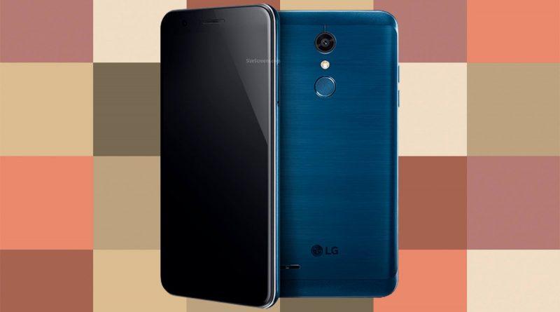 LG X4+ Screen
