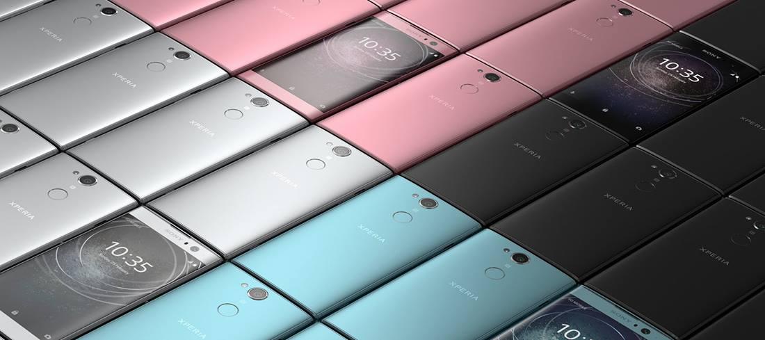 Sony Xperia XA2 (1)
