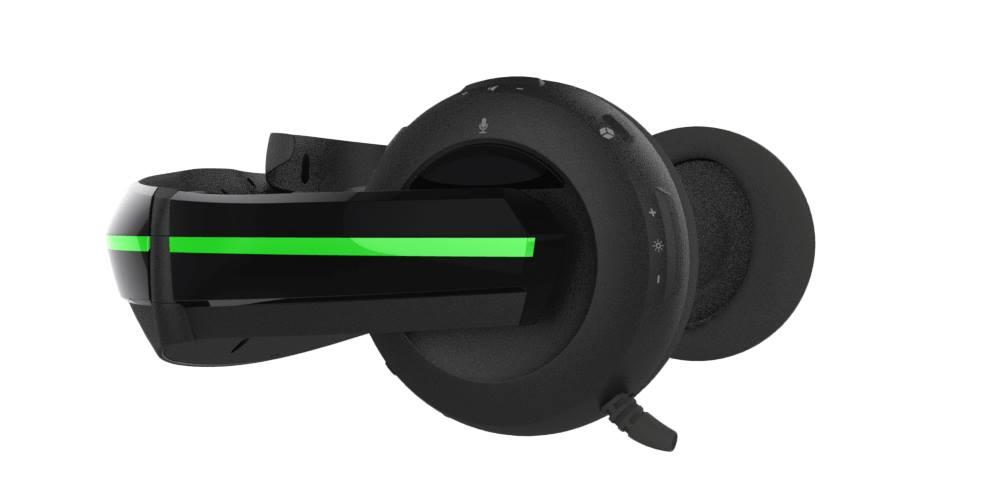 Vuzix iWear Video Headphones (1)
