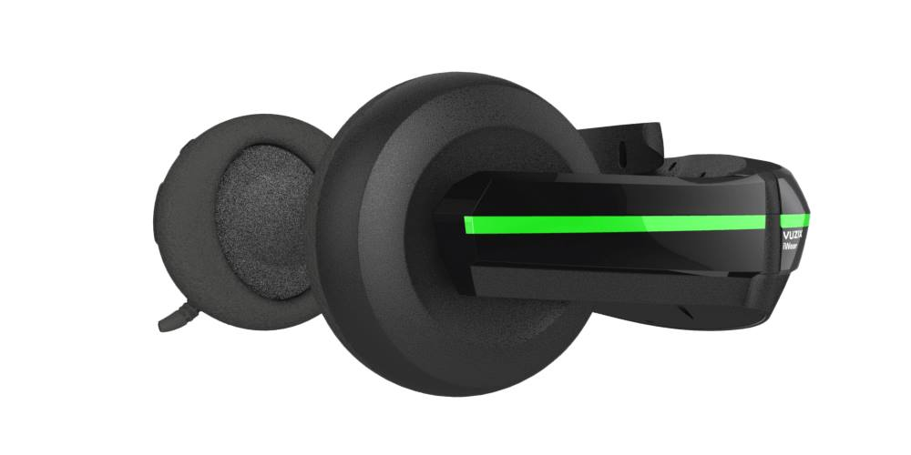 Vuzix iWear Video Headphones (2)