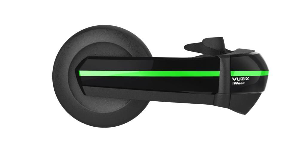 Vuzix iWear Video Headphones (3)
