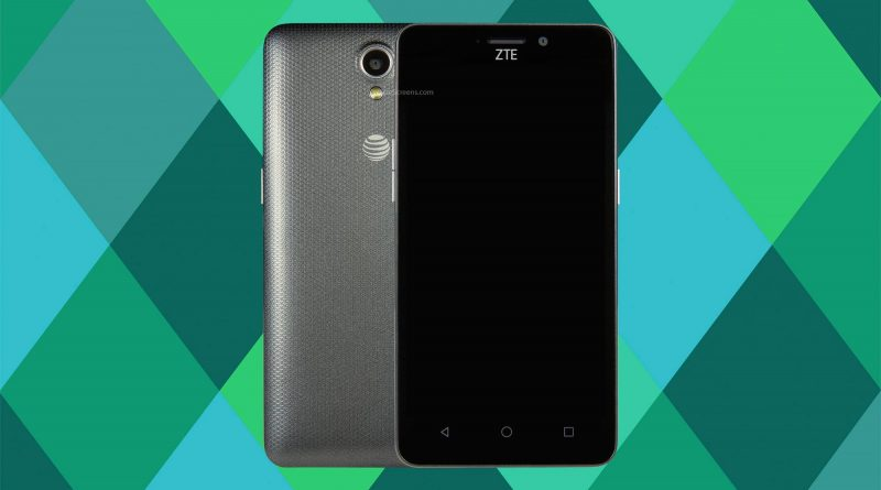 ZTE Maven 2 Screen