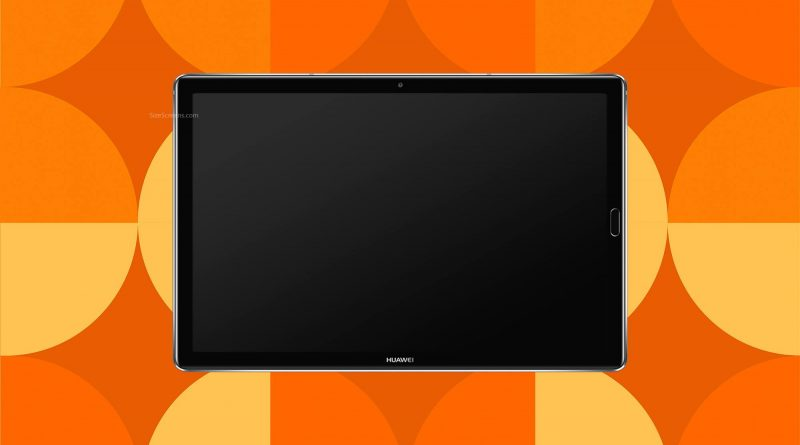 Huawei MediaPad M5 10 Screen