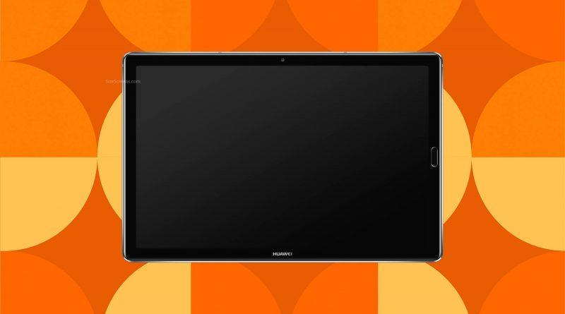 Huawei MediaPad M5 10 Screen