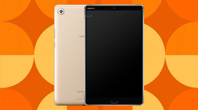 Huawei MediaPad M5 8 Screen