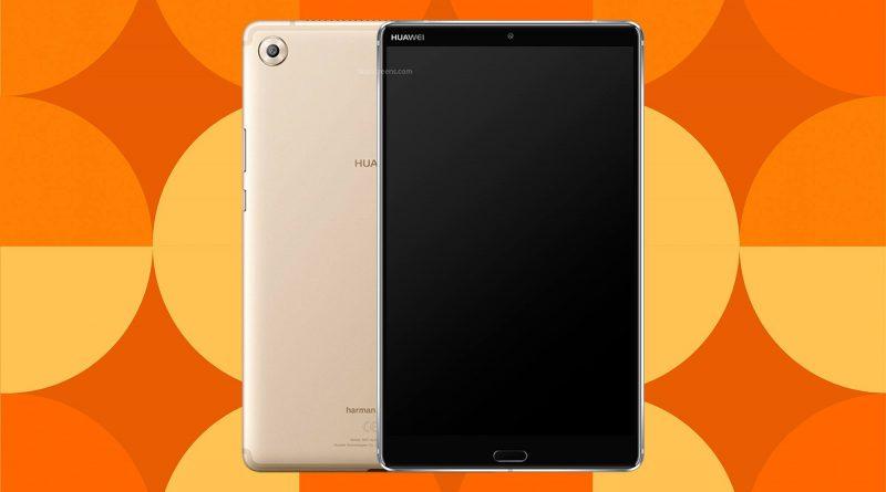 Huawei MediaPad M5 8 Screen