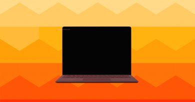 Microsoft Surface Laptop 2018 Screen