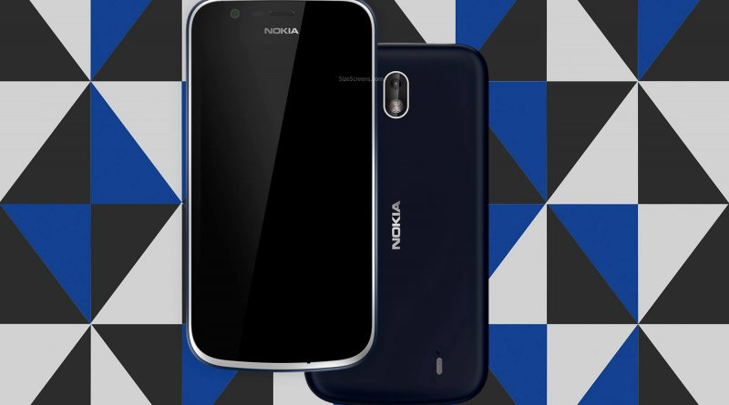Nokia 1 Screen