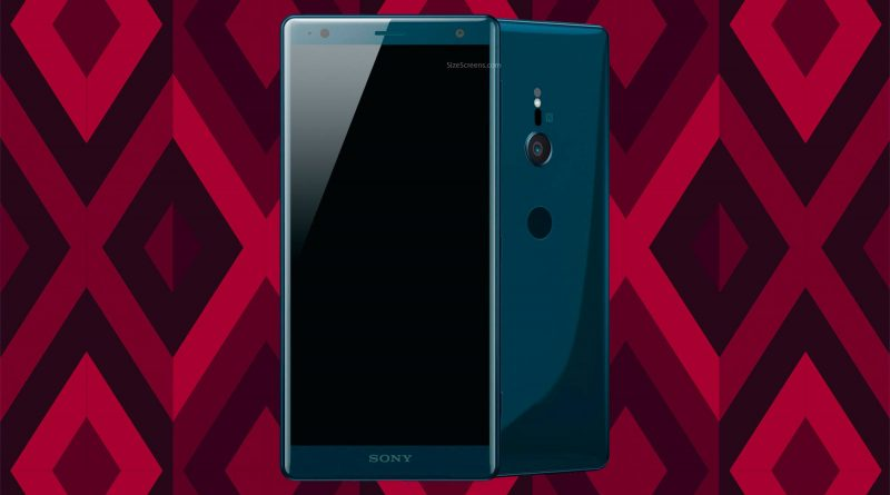Sony Xperia XZ2 Screen
