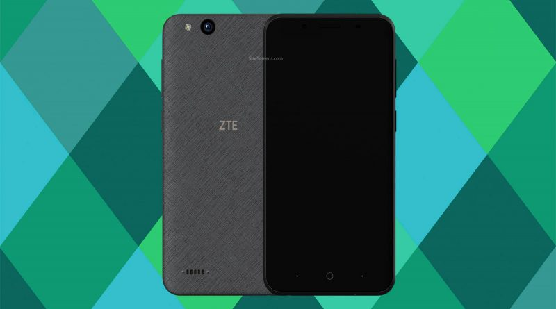 ZTE Tempo Go Screen