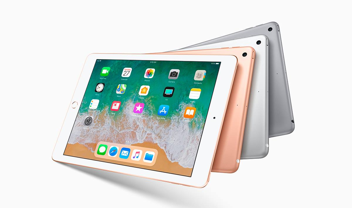 Apple iPad 9.7 2018 (2)