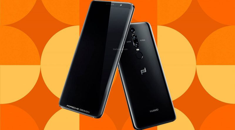 Huawei Mate RS Porsche Design Screen
