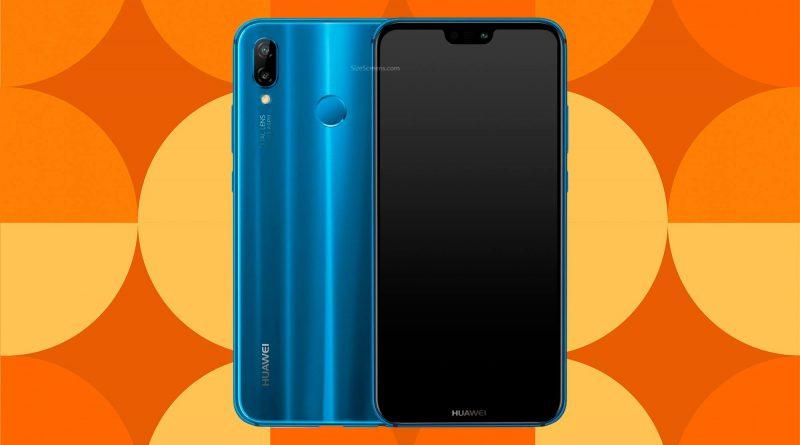Huawei P20 Lite Screen