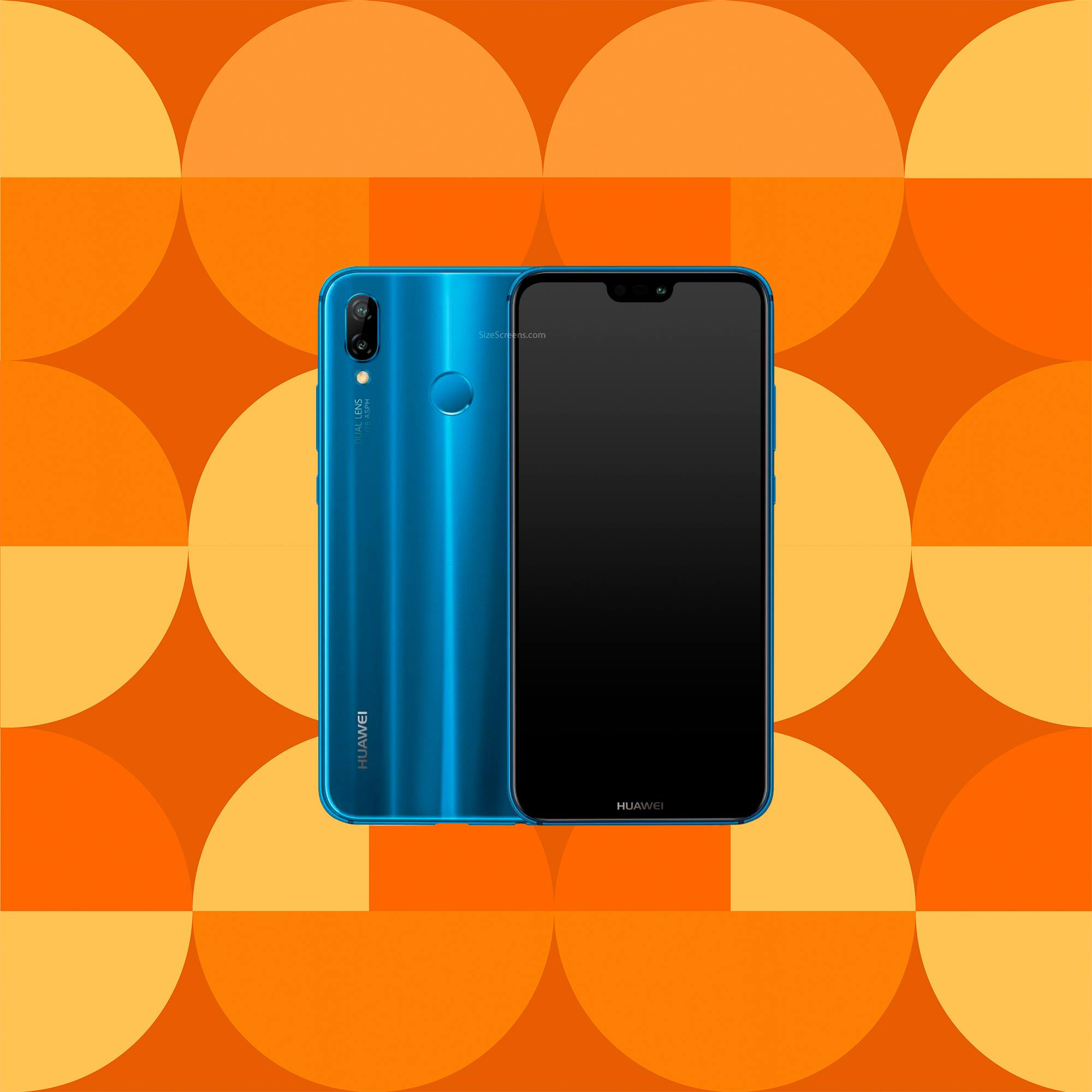 Huawei P20 Lite Screen Specifications • SizeScreens.com