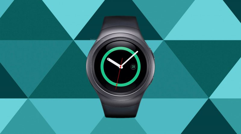 Samsung Gear S2 3G Screen