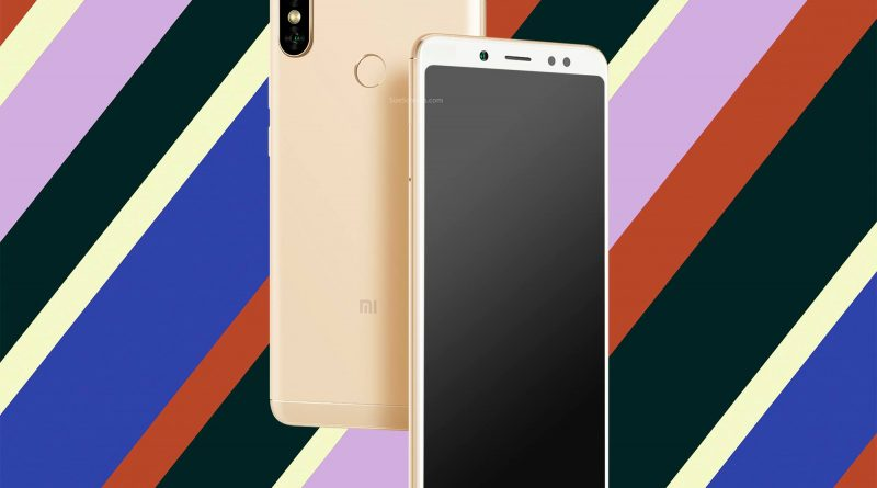 Xiaomi Redmi Note 5 AI Dual Camera Screen
