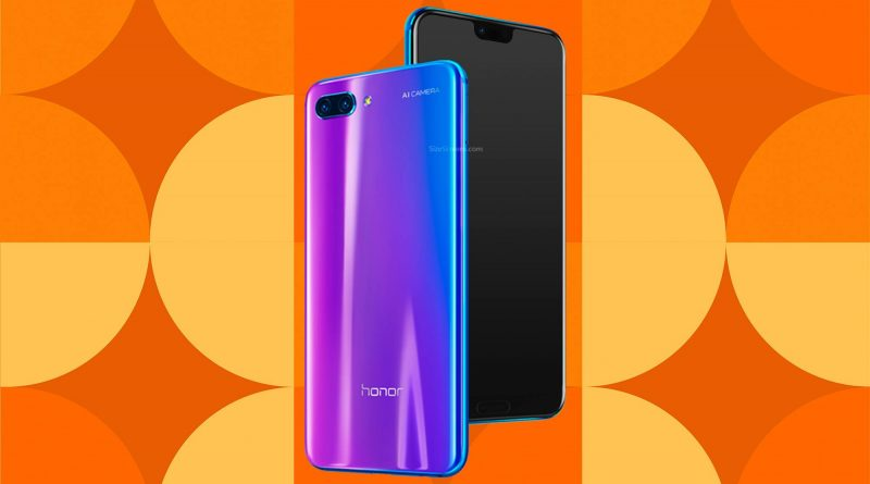 Huawei Honor 10 Screen